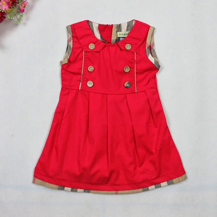 The gallery for --> Baby Cotton Frock Designs 2014