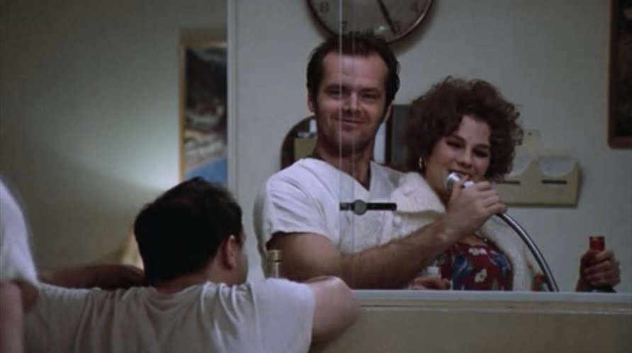 character analysis of mcmurphy Analysis one flew over the cuckoo's nest (1962)  mcmurphy is a truly monumental character—a gambler, a braggart, a fantastic lover, and a gadfly who.