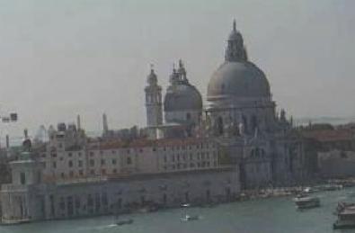 Webcam - Basilica della Salute
