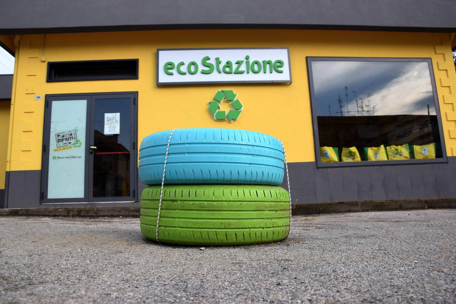 Ecostazione di Piazza Armerina