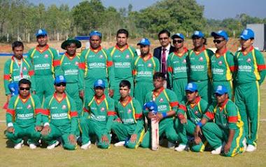 T20 World Cup Bangladesh National Team