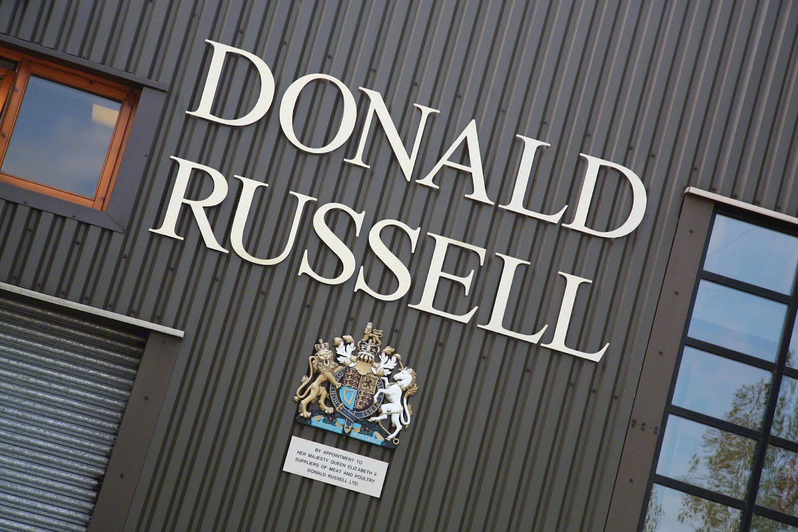 Donald russell chicken recipes