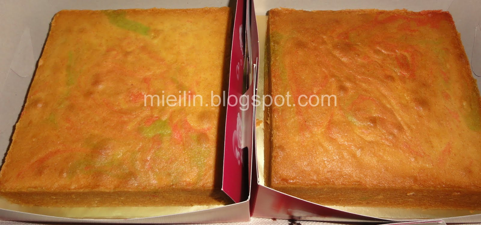 From Mieilin S Kitchen Kek Dan Pai