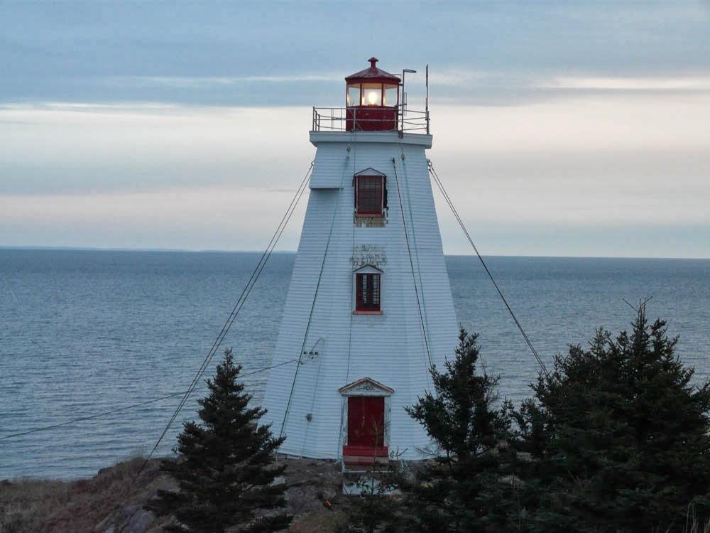 The Challenges of Saving Lighthouses