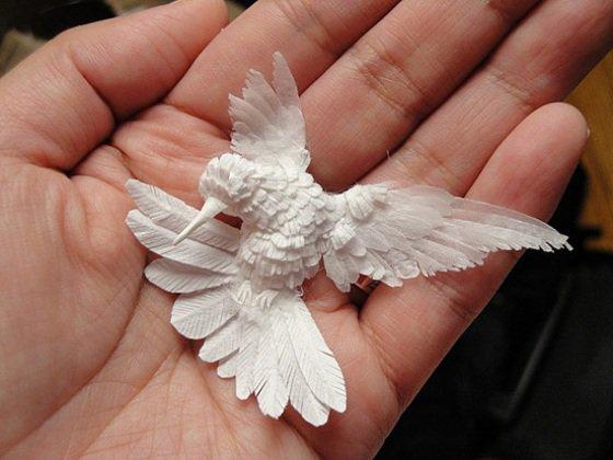 papersculpture281629 - Fantabulous Paper Sculptures