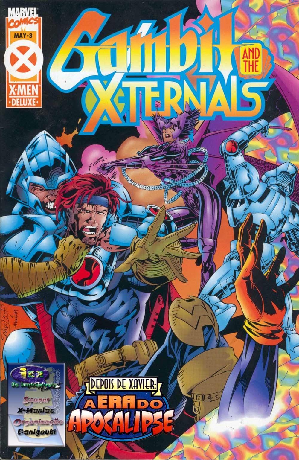 X-Men - A Era do Apocalipse #34