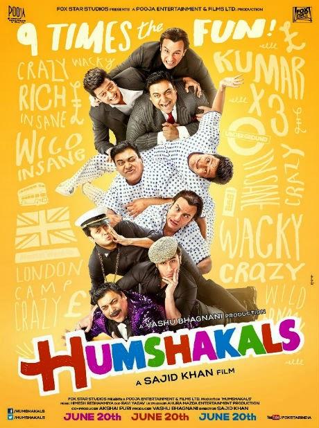 Saif Ali Khan, Riteish Deshmukh, Ram Kapoor, Humshakals, Sajid Khan, Bipasha Basu, Esha Gupta, Tamannaah Bhatia, Satish Shah, Vashu Bhagnani, Fox Star Studios, Motion Pictures,