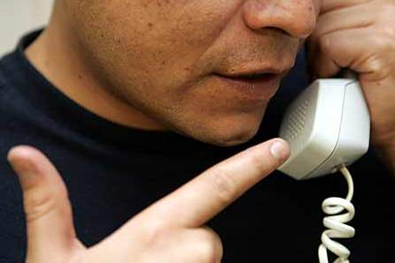 Siguen llamadas de extorsión a empresarios