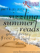 SIZZLING SUMMER READS 2013! Jun 1 - Jun 30, 2013