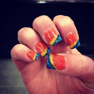 nail and art Alguns dos melhores Desenhos de Unhas