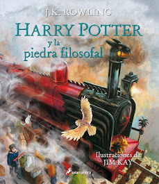 Harry Potter y la piedra filosofal.