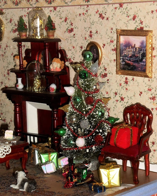 Christmas at Nelson Crest, 2016