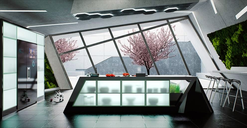Modern Kitchen Designs Simple