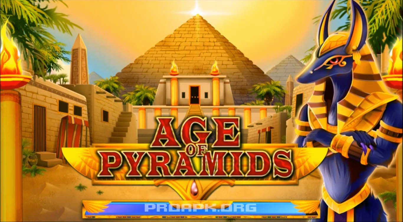Age of Pyramids: Ancient Egypt Gameplay Android