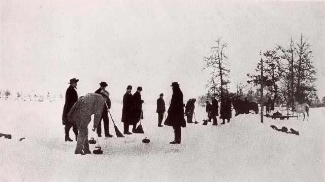 1832: Michigan's First Curling Club Established