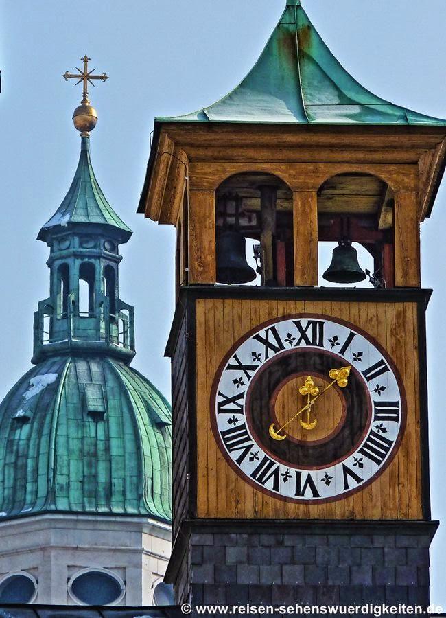 Salzburg Kirchtürme