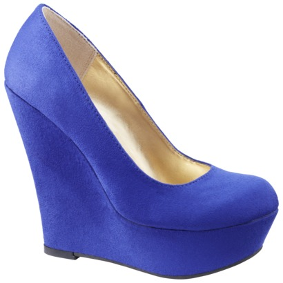 Blue Suede Double Monk Shoes