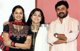 Dileep-Manju-Family Pictures-5