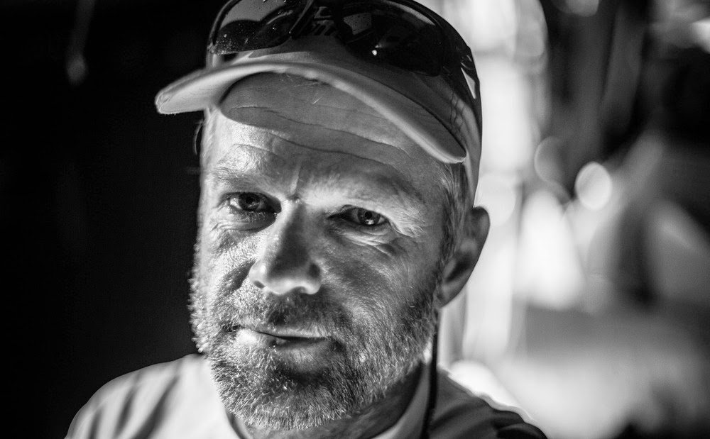 Chris Nicholson revient sur le naufrage de Team Vestas Wind sur la Volvo Ocean Race.
