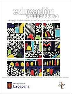 Portada de Educación y Educadores Nº 3