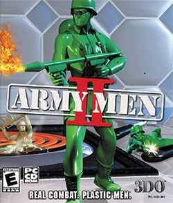 Army Men II RTS Game