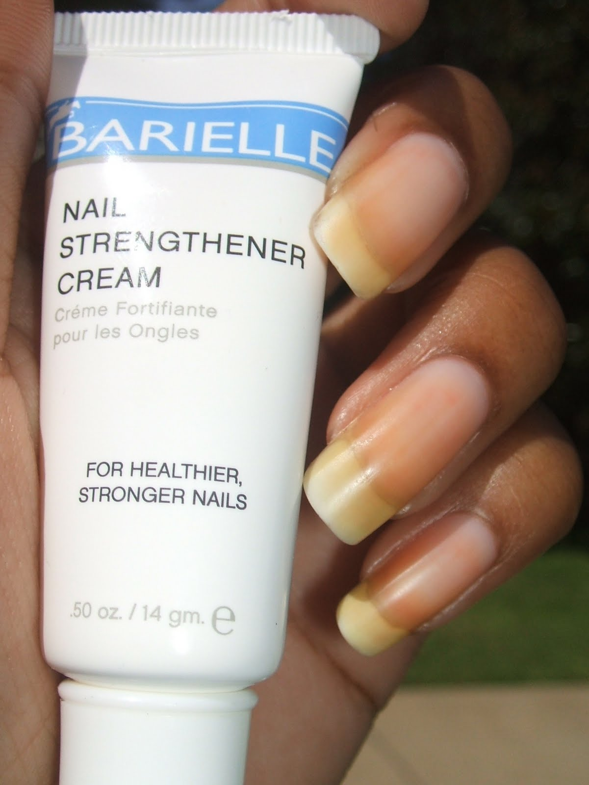 I Ve Used The Cream Daily Since Then To See How It Would Perform On My Nails As Mentioned Before Was Experiencing Some Ling So Had High Hopes For
