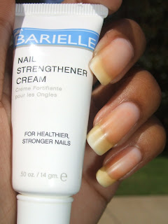 Barielle Nail Strengthener Cream ~ Full Review |
