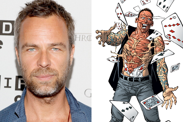 Arrow - Season 4 - JR Bourne Cast as DC Villain Double Down