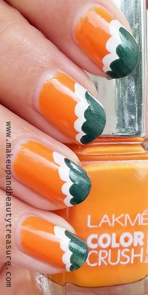 Republic Day Nails