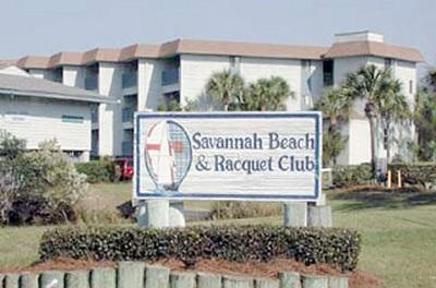 Savannah Beach And Racquet Club Tybee Island