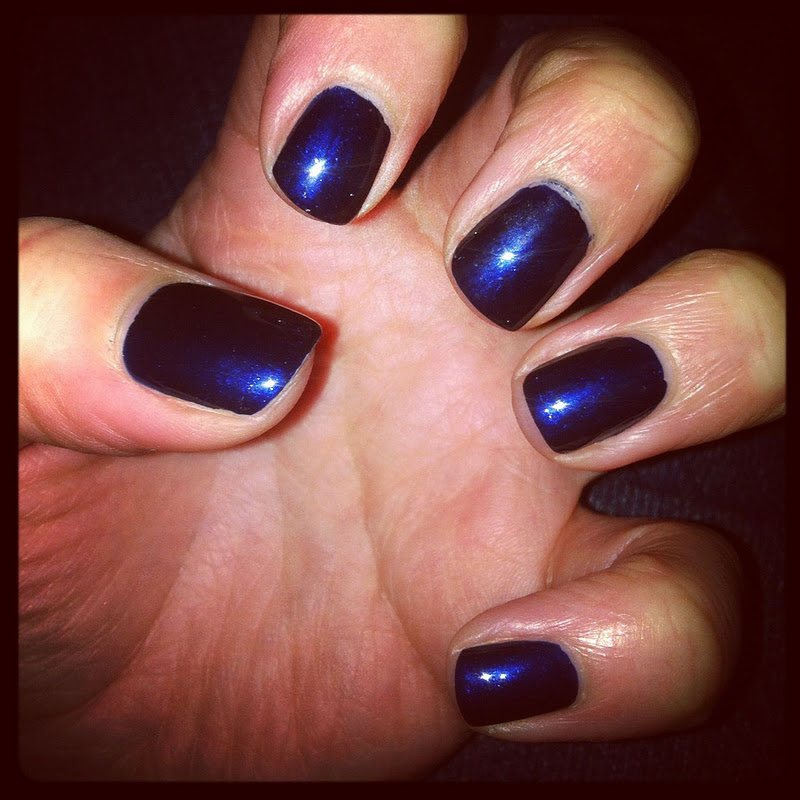 beauty squared: Shellac Manicure Review