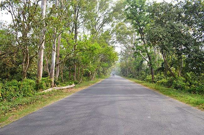 Road trip to Rudrapur