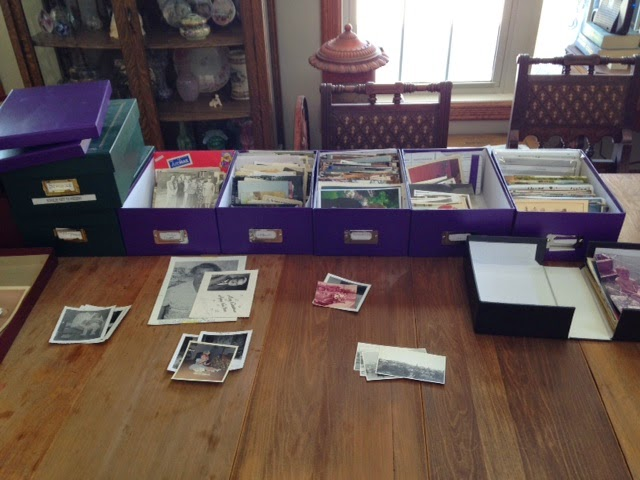 Organizational Project Part 3 - Sorting the Family Photographs