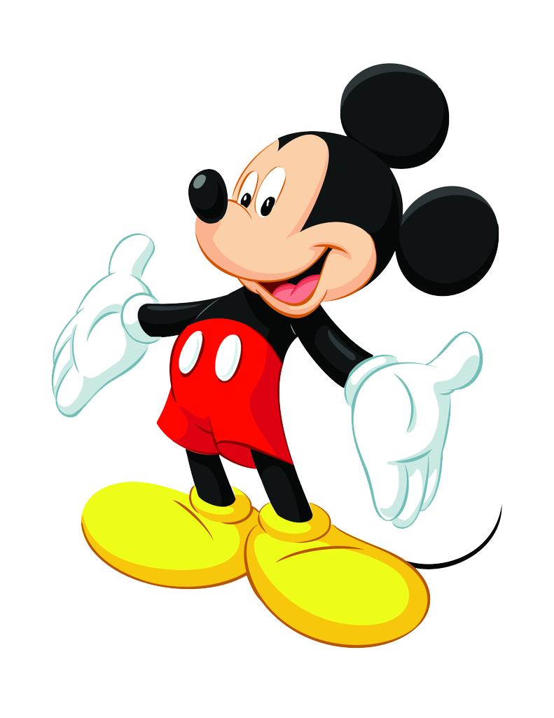 Mickey Mouse png - Imagui