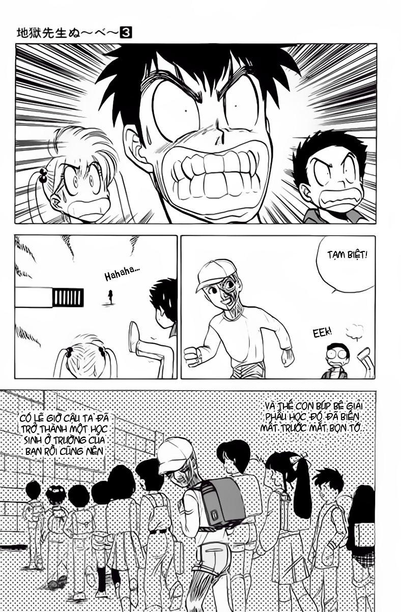 Jigoku Sensei Nube trang 23