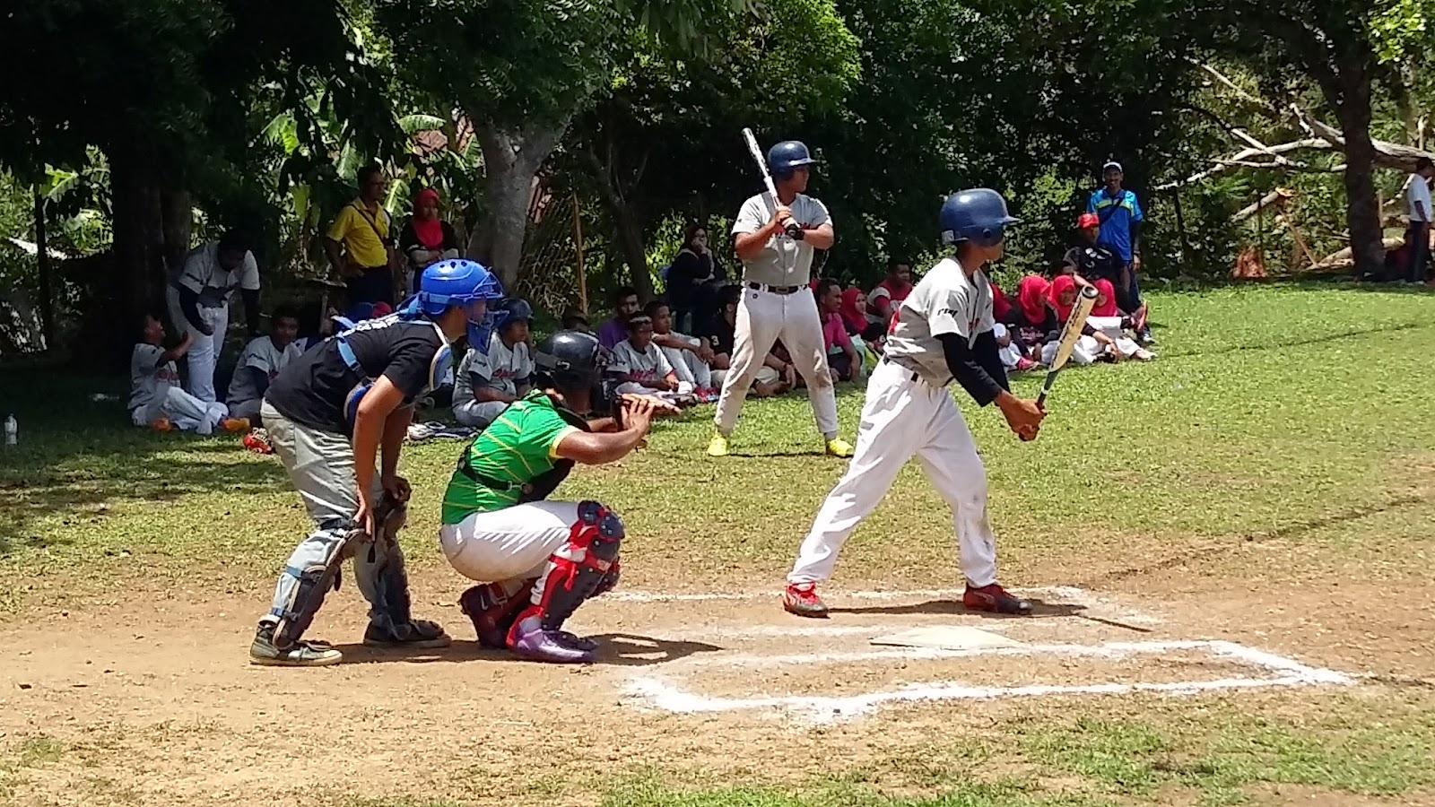 Kejohanan Sofbol MSSD Kubang Pasu 2015 - SMK Jerlun vs SMK Pulau Nyior
