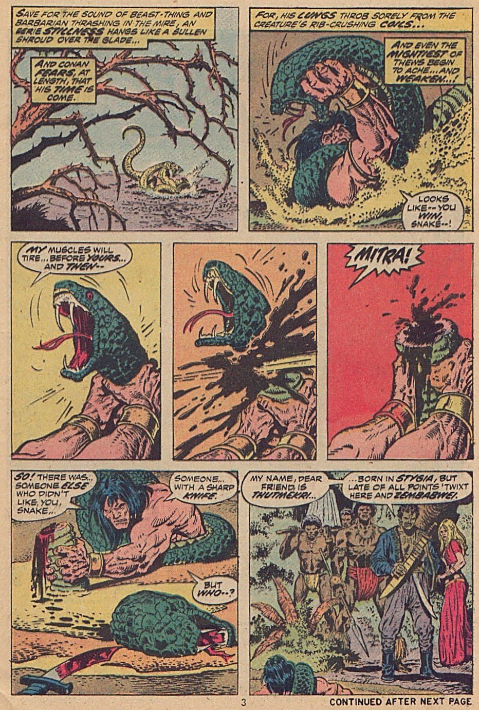 Conan the Barbarian (1970) Issue #28 #40 - English 4