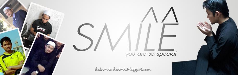 Smile (^_^)