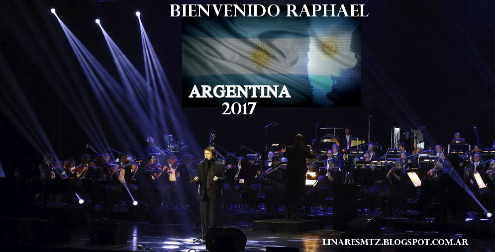 Raphael en Bs. As. 2017!!!