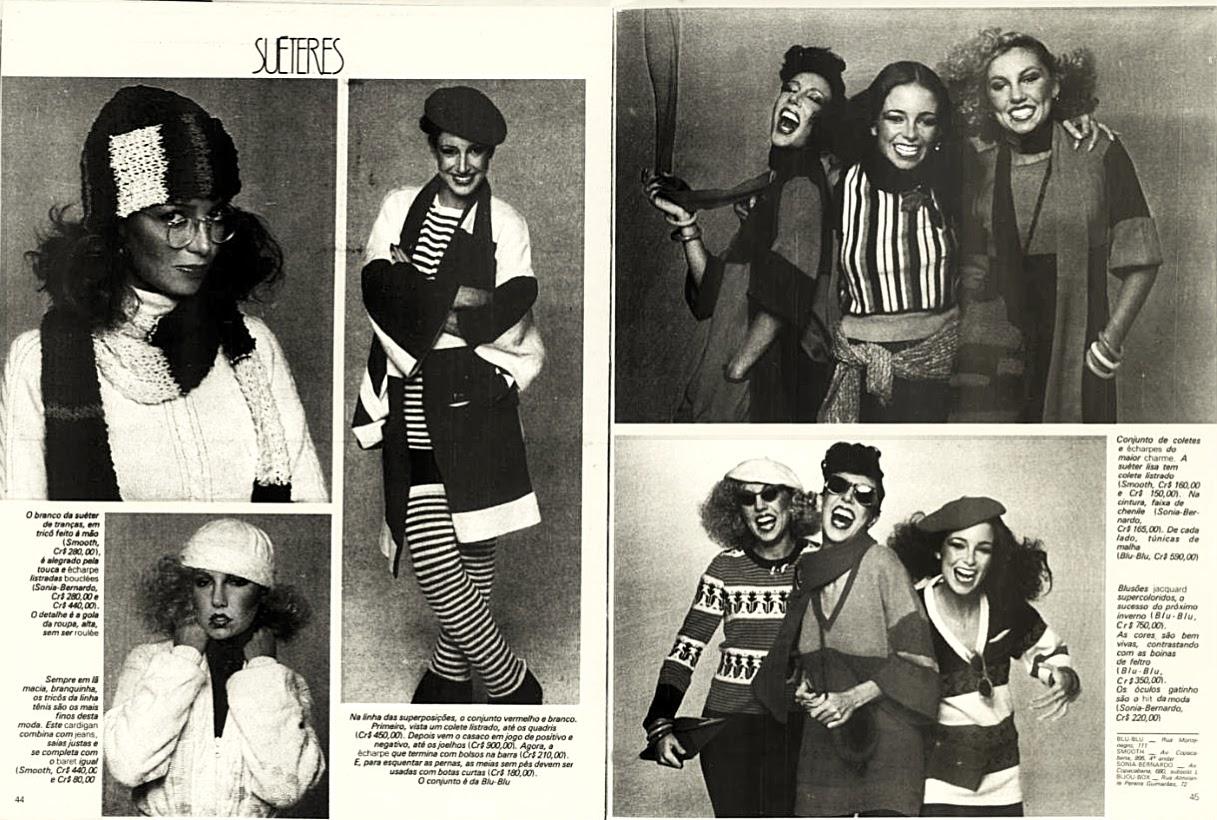 moda inverno anos 70. Moda anos 70. História década 70. moda feminina anos 70.