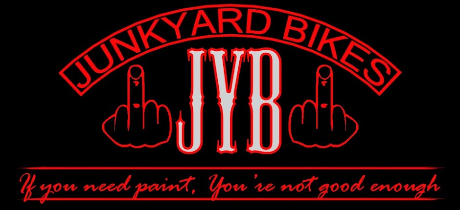 Junkyard Bikes