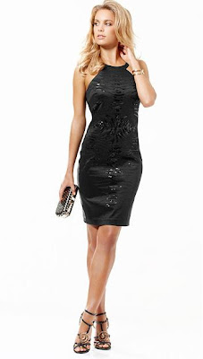 Sequin Cocktail Dress | Roberto Cavalli | Women | Teens | Girls | Chic | Budget | Fashion | Clothing | Shoes | Handbags | Swimwear | Designer | Collection | Target Department Store