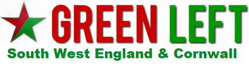 South West England & Cornwall Green Left