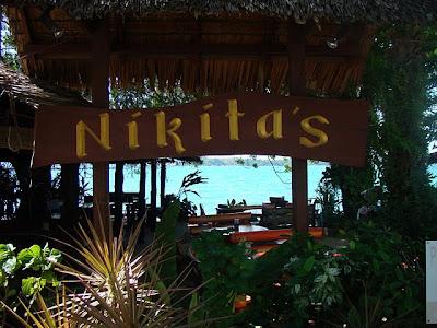 Nikitas Pizza Restaurant. Rawai Beach, Phuket, Thailand