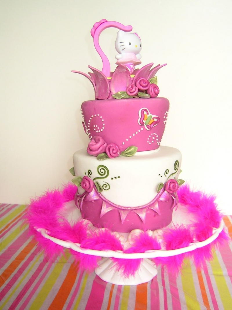 Images Of A Hello Kitty Cake : Varsity Strings: Hello Kitty says