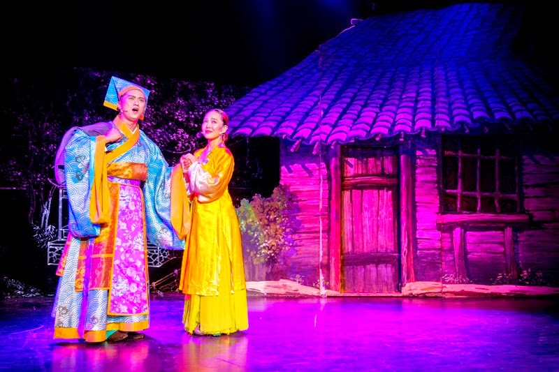 Guan Yin Pusa A Musical, Musical, Guan Yin, Yayasan Guan Yin, Goddess of Mercy