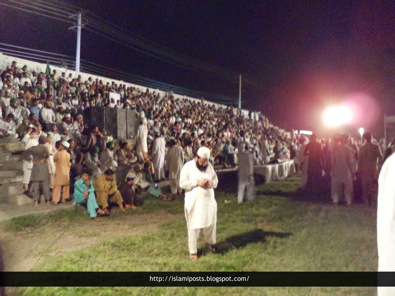 Gujranwala Ijtima live Madni Muzakra