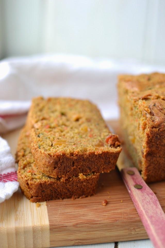 Carrot-Zucchini Bread