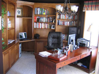 Choosing Home Office Funiture Style