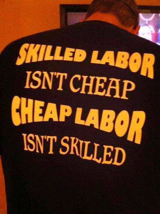Skilled Labor